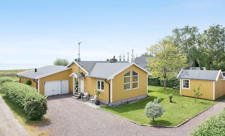 Simremarken seafront - Trelleborg Ö