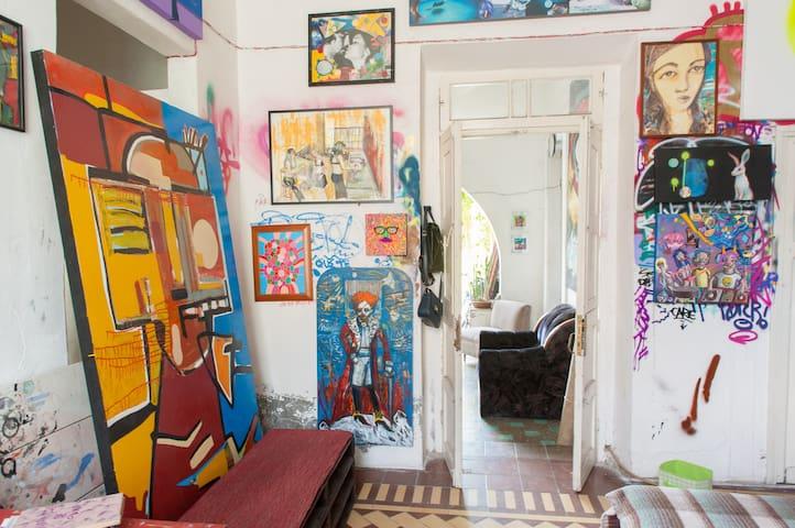 The Art House Guadalajara Center - Guadalajara - Casa