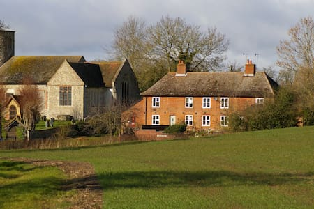 Idyllic Suffolk countryside at its very best. - Bruisyard - House