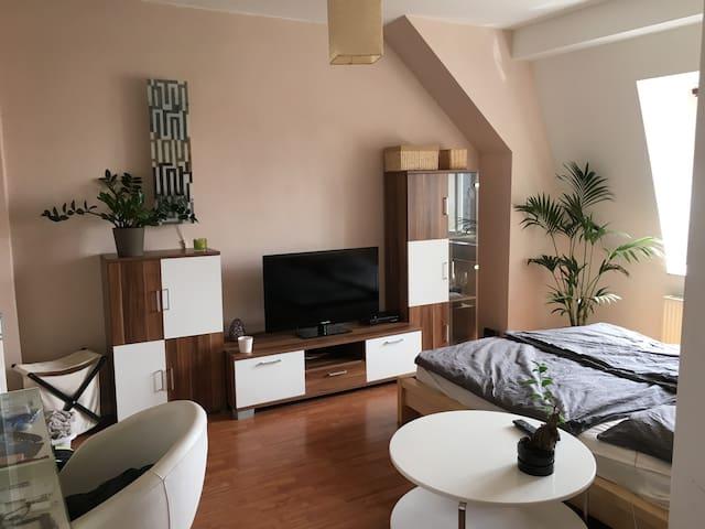 Schönes Apartment im Szeneviertel - Dresden - Leilighet