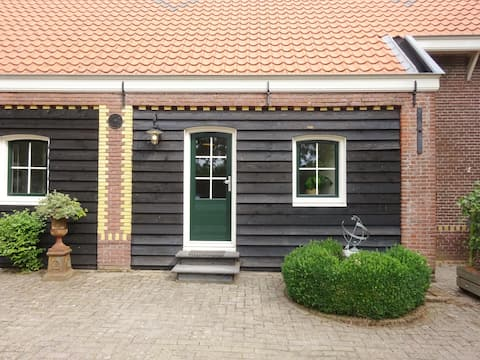Studio 2 pers. near the centre of Haarlem.