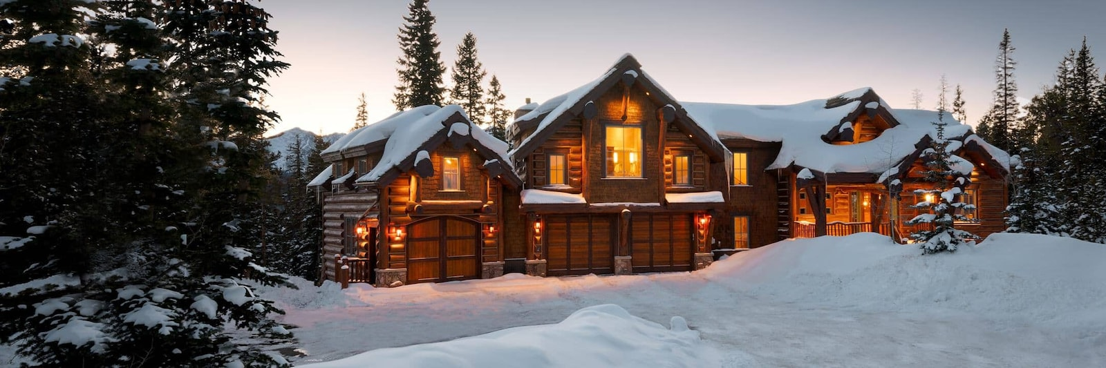 Luxury rentals in Vail