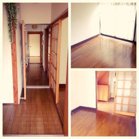 Japanese style house in Soga Room B - 千葉市 - Haus