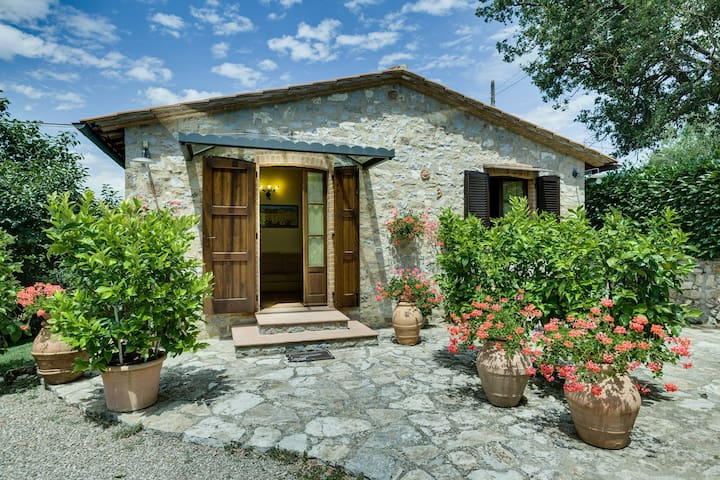 Agriturismo Casanuova Pietrafitta - Siena - Haus
