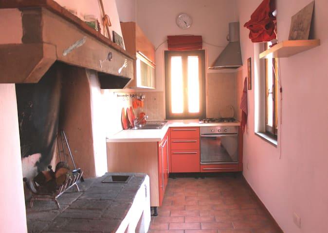 casa vacanze  Piero della Francesca - Sansepolcro - Apartamento