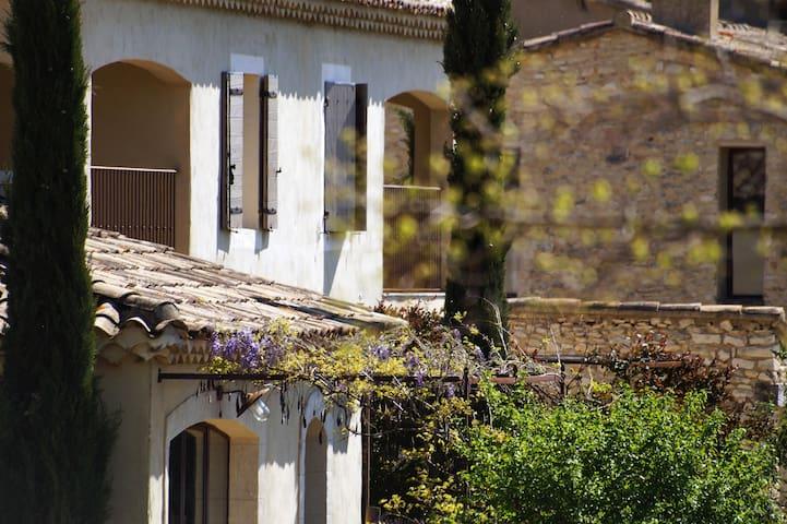 A designer house in Provence - Saint-Saturnin-lès-Apt - Lejlighed