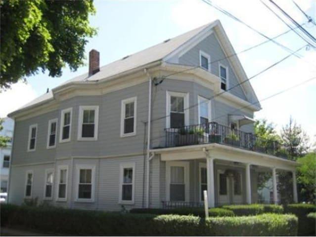 Quiet Bedroom In Historic Salem - Salem - Casa
