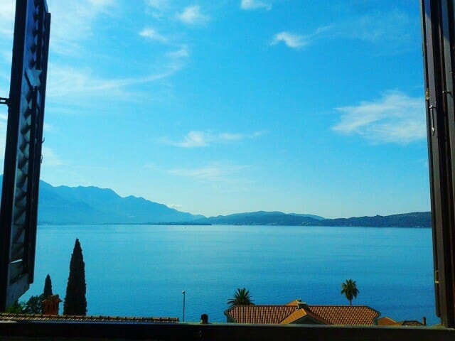 Amazing view on the bay, for you! - Bijela, Herceg Novi - Hus