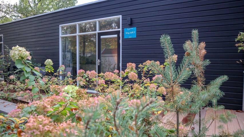 Verblijf in een Tiny Loft nabij Arnhem!
