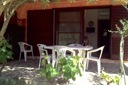 Sardegna - Casetta vista mare 2/4 persone - Olbia - Olbia - Hus