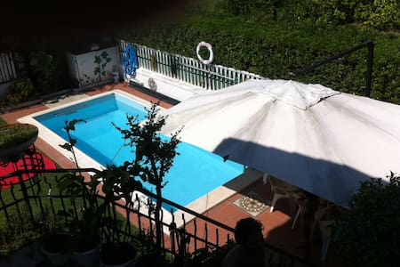 Villa with pool near the sea - Lido dei Pini