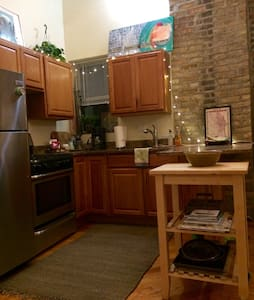 Spacious, Artsy Loft in the Heart of Bridgeport! - Chicago - Loft