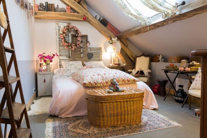 Jolie maison au coeur de l'Auxois - Massingy les Vitteaux