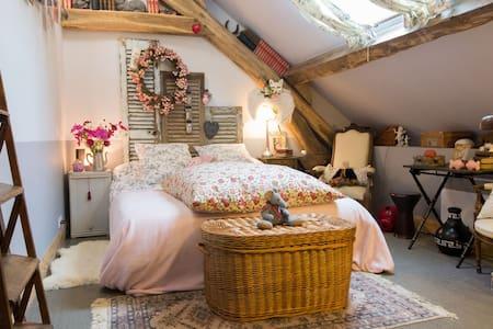 Jolie maison au coeur de l'Auxois - Massingy les Vitteaux - Talo
