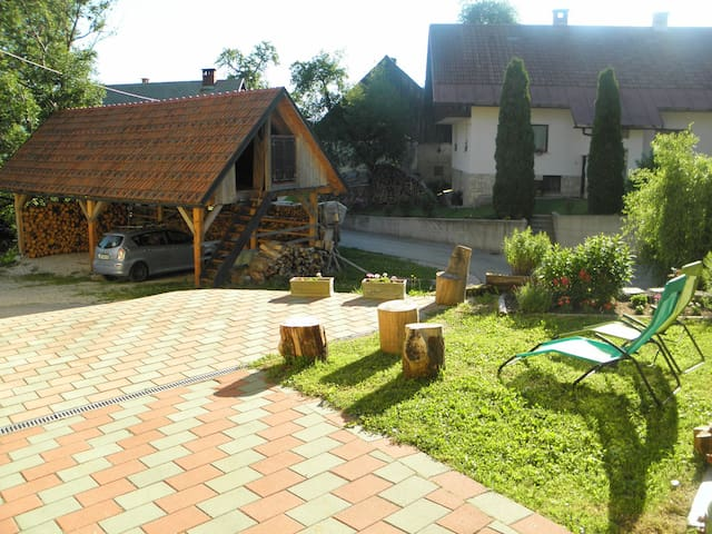 Sleep on hayrack - Bohinjska Bistrica - Loft