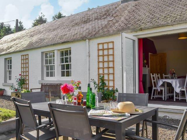 Honeymoon cottage - Hot tub and sauna