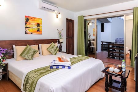 Special offer Beach Front Hotel Deluxe Double Room