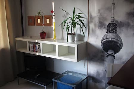 GUESTROOM EAST BERLIN - 28 Euro - Berlin - Bed & Breakfast