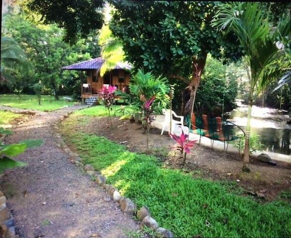 Sabalo Lodge-Casa Aracari