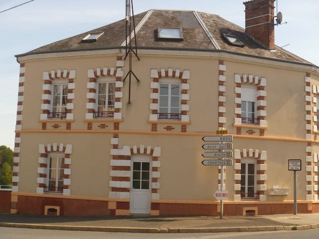 Appartement dans un charmant village - Mondoubleau - Hus