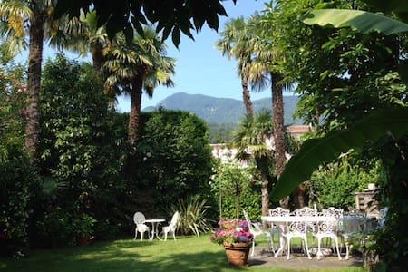 Casa Viola, Ascona-Losone 1.Stock - Losone