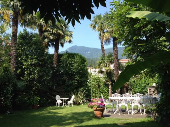 Casa Viola, Ascona-Losone, Terrassenwohnung