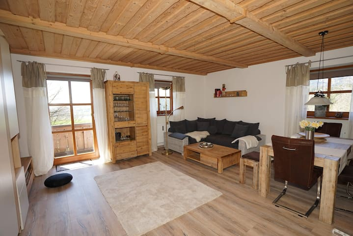Comfortable apartment with pool and sauna
