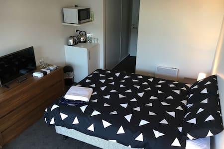 Central City Studio Apartment - Christchurch - Apartamento