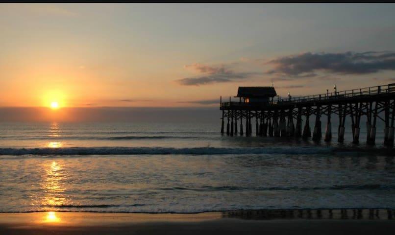 """""""Tiny Home"""" Elegant Beachside Condo"""