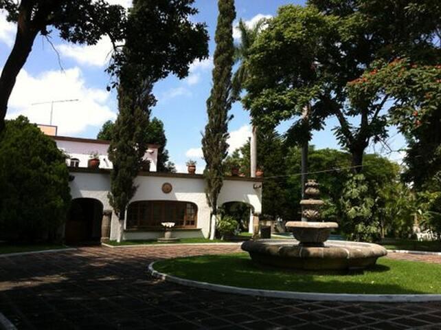 Hacienda Gran Turismo Recreativo - Cuautla