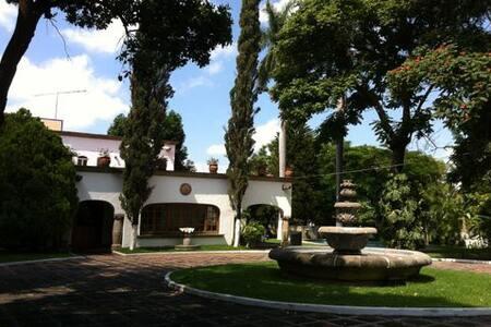 Hacienda Gran Turismo Recreativo - Cuautla - Hus