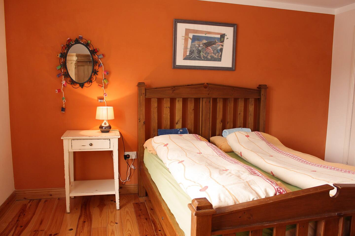 Cozy Double Room Downstairs