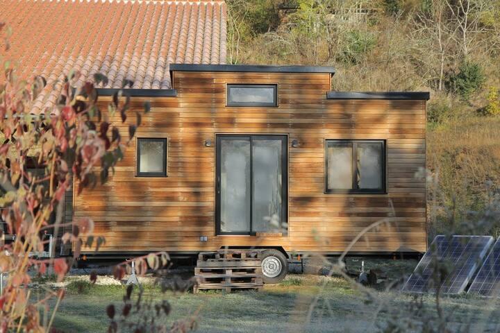 Tiny House  expérience unique!
