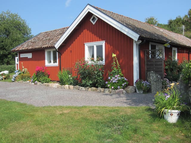 Cozy Farmhouse on the West Coast - Onsala