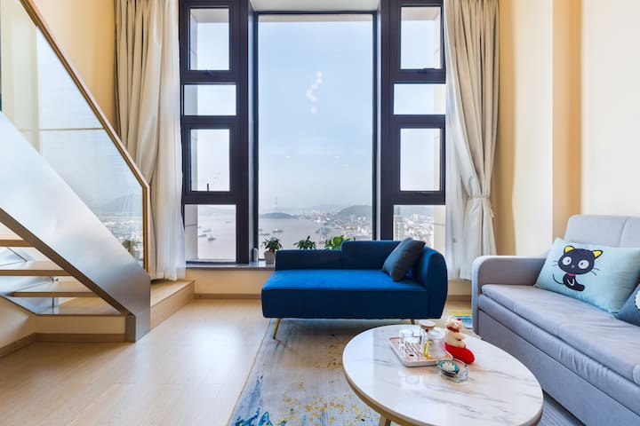 【海之家】定海海景loft公寓