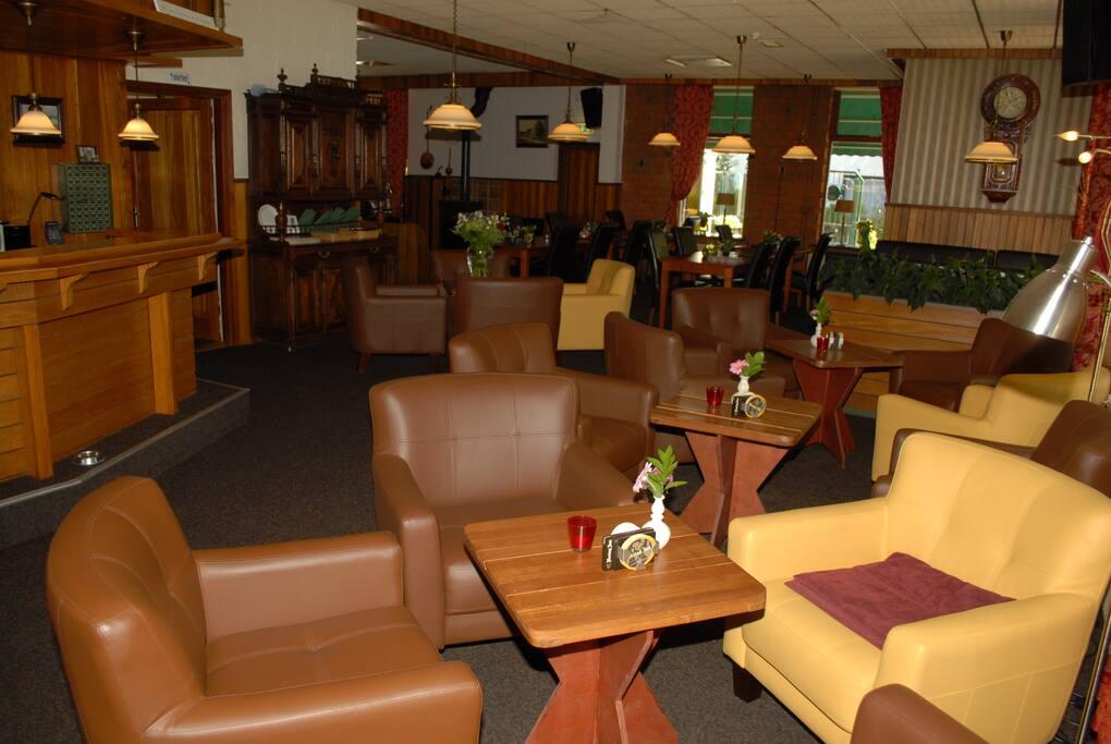 De lounge