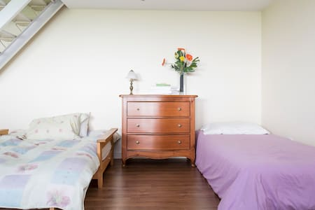 One Room\Parking Incl.\Airport P-Up - Montreal - Pis
