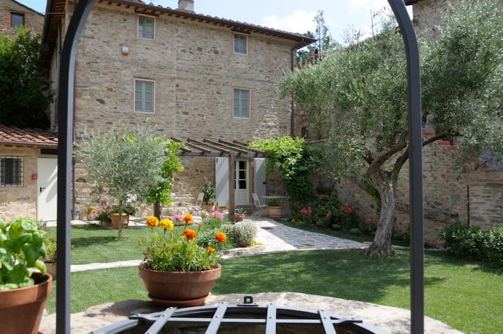 Dimora delle Camelie country house near Lucca - Capannori - House