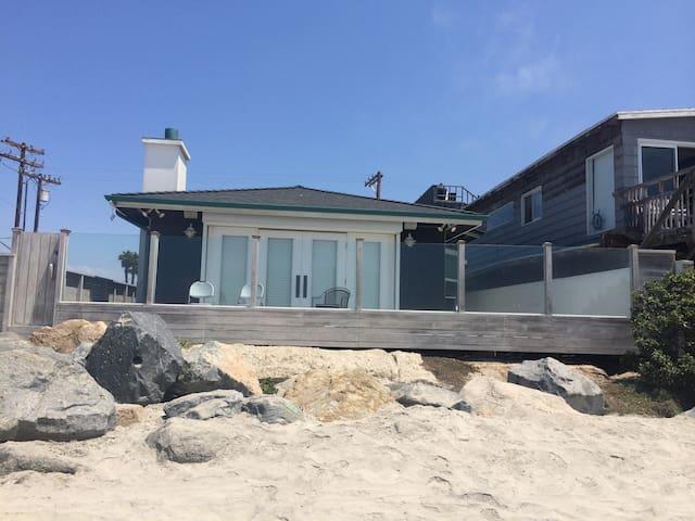 Beach House on the Sand - Imperial Beach - Casa