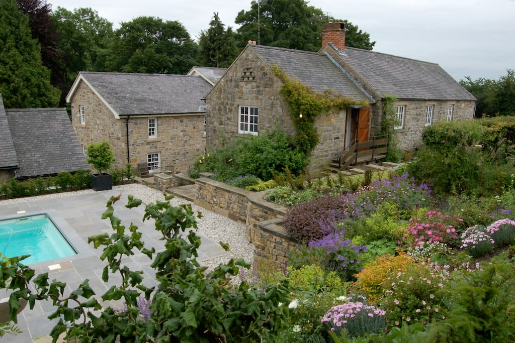 Rural tranquility just 2 miles from Ashbourne