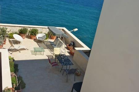 flat on the sea in polignano - Polignano A Mare