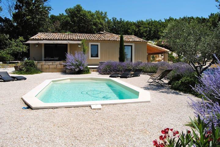 Villa avec piscine   5mn de Saint-Rémy de Provence - Eyragues - Maison