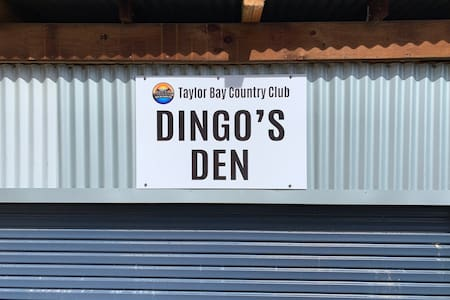 Taylor Bay Country Club Dingos Den