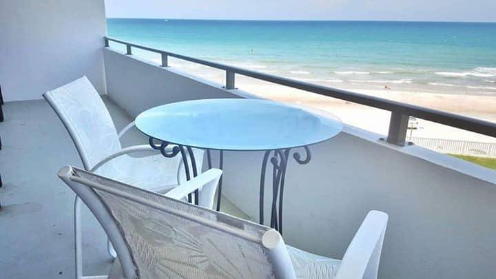 Beachfront private in-law suite