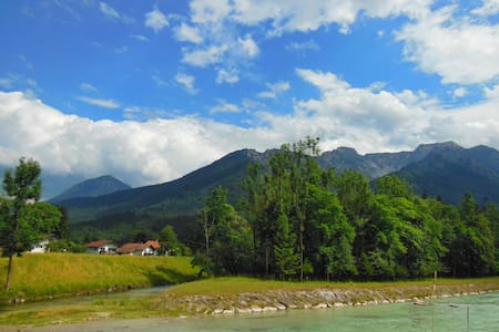 Cheap 5 Star Reviews HomeHoliday Rental Zugspitze! - Eschenlohe - Haus