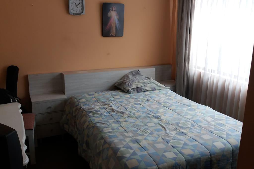 Dormitorio Quito ~ Renta de dos dormitorios Pernottamento e colazione in affitto a Quito, Pichincha, Ecuador