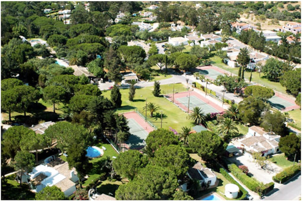 Sunny and green, Quinta da Balaia Resort