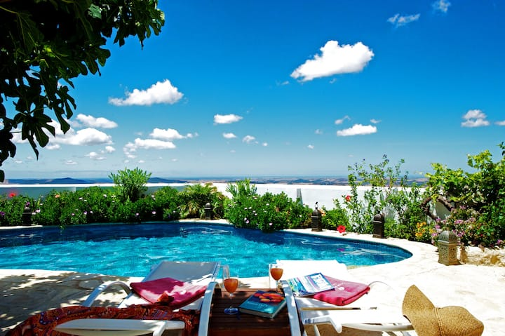 7 Individual suites with shared pools & gardens 1