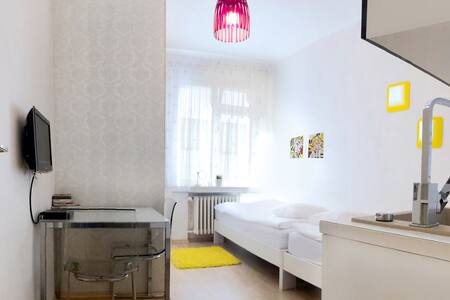 SMALL STUDIO in the HEART of PRAGUE - Prague - Apartment