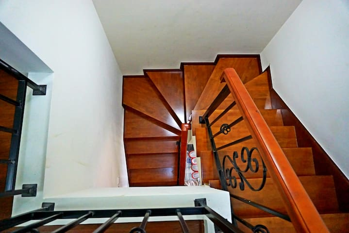 loft小洋房,温馨两居室,可停车,提供wifi,欢迎居住~ - Pequim - Apartamento